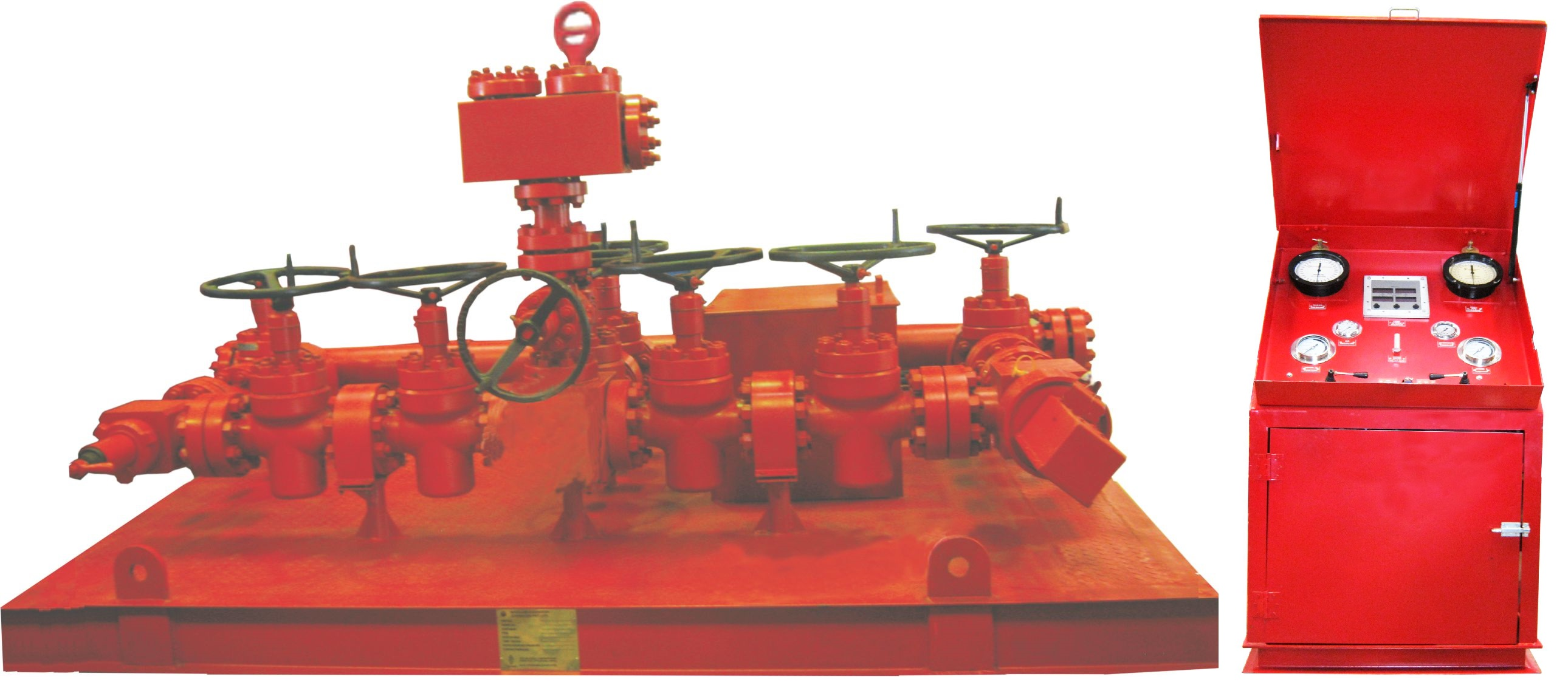 Manifold systems for drilling and production applications